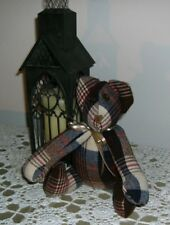 Memory Teddy Bear Keepsake Handmade to Order
