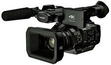 Panasonic ag-ux180ej 4k-Ultra-HD caméscope distributeur NOUVEAU neuf dans sa boîte Incl. Gratuit xlrmikro