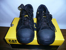 Caterpillar Women's Argon P90086 Work Shoe,Black,6 W US