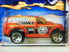 2003 HOT WHEELS - POWER PANEL - 1/64
