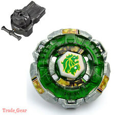 Masters Beyblade Metal Fusion Fang Leone 130W2D BB-106 + Double spin Launcher