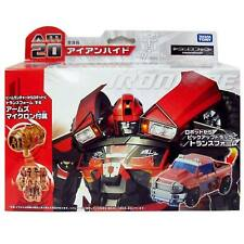 TAKARA TOMY TRANSFORMERS PRIME ARMS MICRON AM-20 IRONHIDE ACTION FIGURE