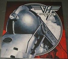 Van Halen A Different Kind of Truth Corrugate Poster Board 24x24 Rare