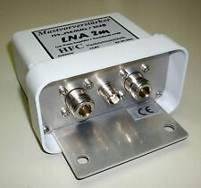 LNA-2m GaAs-FET Mastvorverstärker 20 dB / 144 - 146 MHz