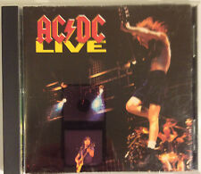 AC/DC Live CD / 1992 BMG Club copy Excellent+  Rock