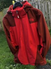 THE NORTH FACE Men's Ski Pass System Hooded Jacket Size Uk M Great Condition