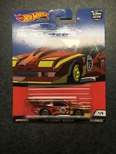 HOT WHEELS SILHOUETTES 76 CHEVY MONZA CAR CULTURE NEW Chevy Racing Race Car Vhtf