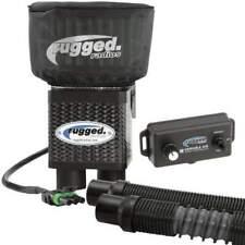 Rugged Radios Two Person Helmet Fresh Air Pumper System W/ 2 MAC-X Hoses & VSC
