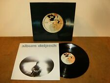 MICHEL DELPECH : ALBUM DELPECH - LP FRANCE 1969 with inner- BARCLAY XBLY 920 269