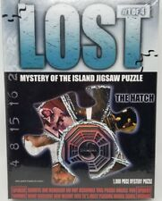 LOST The HATCH #1 of 4 ~MYSTERY OF THE ISLAND ~ 1000 PIECE PUZZLE ~  NEW SEALED