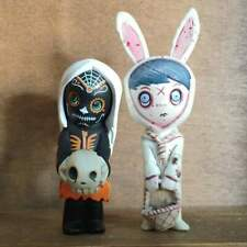 Living Dead Dolls Resurrection Series Mini Figure Calavera Eggzorcist