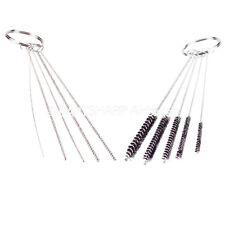 WD-420 Airbrush Cleaning Tool Sets Kits Needles & Brushes 5pcs
