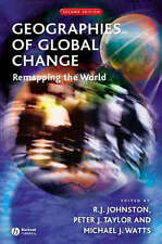 Geographies of Global Change: Remapping the World-ExLibrary