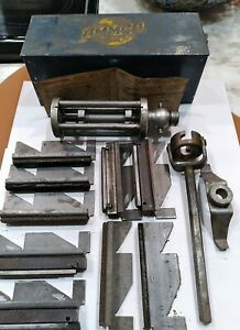 Ammco Honing Tool Model 3950 with blue metal box