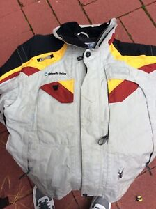 Spyder Ski Jacket/vest Waterville Valley Snow School 🇺🇸Large Free Shipping 🔥