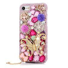Custom-made Jewelled Bling Crystal Diamonds Soft Phone back Case Cover Skin #a4