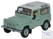 76LRDF007HE Oxford Diecast OO Gauge Land Rover Defender 90 Station Wagon
