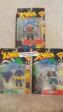 X-Men Toy Biz Lot 1998: Cyclops, Colossus, Cable III