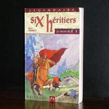 Pierre Grimberg - Le Secret de Ji T01 - Six Héritiers / Ed. Mnémos