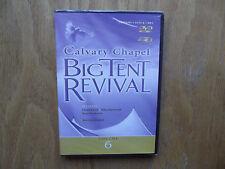 Calvary Chapel Big Tent Revival Volume 6. (DVD & MP3) 4 Disc Set - New