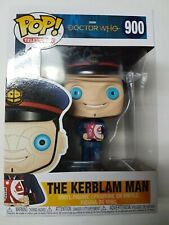 Funko Pop Doctor Who #900 The Kerblam Man Figure Brand New