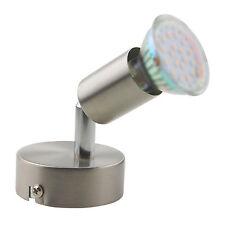 LED Deckenlampe Wohnzimmer Wandlampe Schwenkbar GU10 Spot Lampe 1-flammig Licht