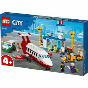 LEGO CITY 60261 - L'aéroport Central