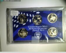 2004-PDS State Quarters Unc in mint cello and Proof