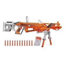 Nerf Gun N-Strike Blaster Rifle Sniper Gun Toy Bolt-action AccuStrike Dart Guns