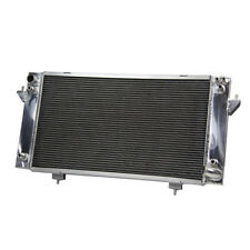 4 Row Aluminum Radiator For Land Rover Range Rover/Discovery Series 1&2 3.9L-4.2