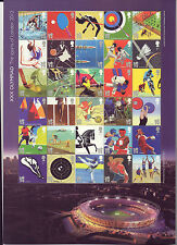MS3204a London 2012 Olympic Stamp Sheet of 30 (face alone over £20)quite  scarce