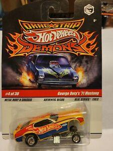 Hot Wheels Drag Strip Demons George Doty's 71 Mustang