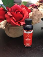 Opium essential oil 2.2oz Aromar Spa Collection for Aromatherapy New