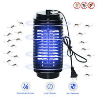 Home Room Garden Electronic Insect Mosquito-killing Trap Lamp