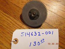 Ao Smith Meter 514632 001 Calibrator Gear Drive