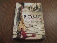 coffret 5 dvd rome integrale saison 2