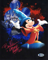 BRET IWAN SIGNED AUTOGRAPHED 8x10 PHOTO VOICE OF MICKEY MOUSE DISNEY BECKETT BAS