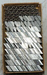 24pt Palace Spacer Set  Metal  letterpress Type # ADANA EIGHT FIVE 8 x 5 User #