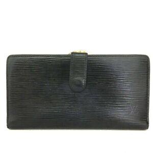 Louis Vuitton Monogram Continental Clutch Bifold Long Wallet /C1129