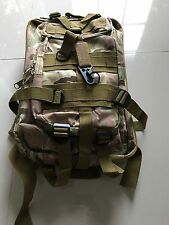 Mens Dad Tactical Diaper Bag Baby Shower with Changing Kit and First Aid Camo