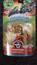 Skylanders SWAP FORCE - GoldBronze Doom Stone - Neu