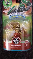 Skylanders SWAP FORCE Gold-Bronze Doom Stone-OVP & new rare please reading