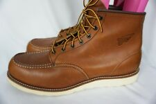 """Red Wing Mens Traction Tred 6"""" Work Boots Sz 17D - NEW w/o Box - 88875 USA MADE"""