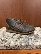 Chaco Mens Size 10.5 Montrose Java Leather Chukka Ankle Boots