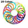 3D Pen Refills 1.75mm 5M/Pack Printing Filament PLA for 3D Printer 20 Colors