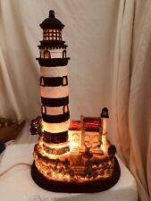12 Inch Lighred Lighthouse