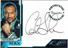 Alien vs. Predator Movie 2004 AVP Autograph Card A2 Colin Salmon as Max