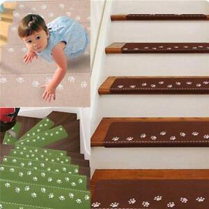 Glue-free Luminous Stair Mat Self-adhesive Carpet Convenience Visible Carpet LI