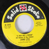 "Jazz 45 Johnny Lytle - ""A Man And A Woman"" / ""A Man And A Woman"" On Solid State"