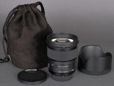 Mint Sigma ART Nikon F AF Mount 50mm f1.4 DG  HSM  Prime Full Frame Warranty